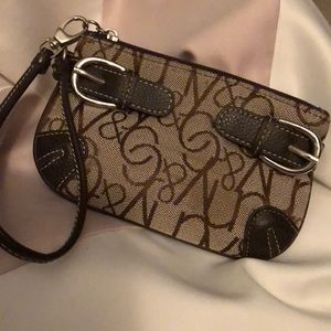 New New York and Company Wristlet Leather